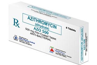 Zithromax Bronchitis